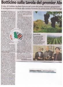 Giornale di Brescia 6 marzo 2013 001-2